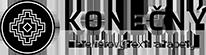 Konečný Logo